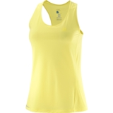 Salomon Agile Tank Women's Limelight