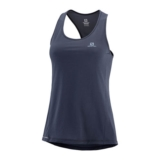 Salomon Agile Tank Women's Gy