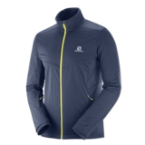 Salomon Agile Warm Jacket Men's Night Sky