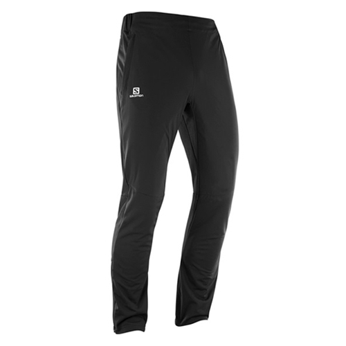 Salomon Agile Warm Pant Men's Black