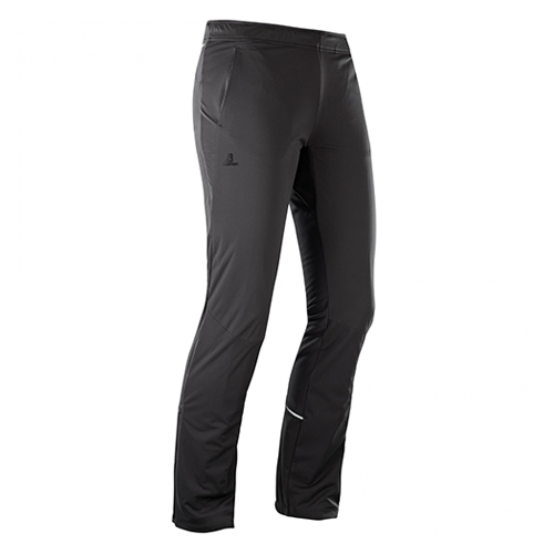Salomon Agile Warm Pant Women's Black