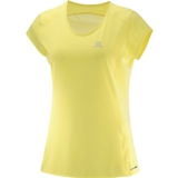 Salomon Comet Plus SS Tee Women's Limelight