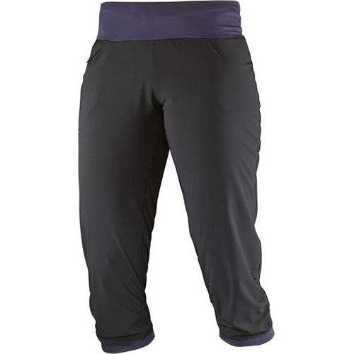 Salomon Elevate Capri Pant Women's Black
