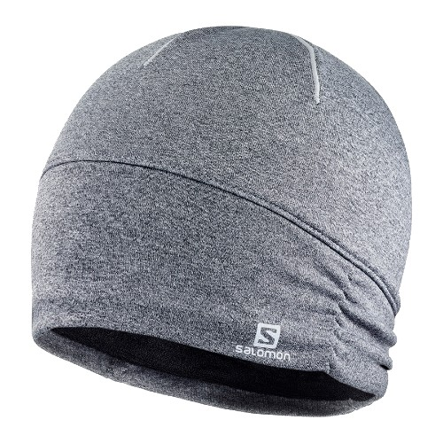 Salomon Elevate Warm Beanie Women's AlloyHeather