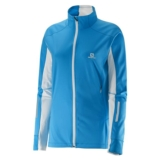 Salomon Equipe Softshell Jkt Women's Methyl Blue