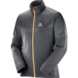 Salomon Escape JKT Men's Forged Iron/Black