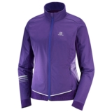 Salomon Lightning Lightshell Women's Parachute Purple