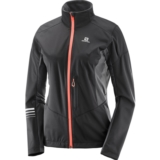 Salomon Lightning Shell JKT Women's Black/Forged Iron