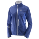 Salomon Lightning Shell JKT Women's Medieval Blue/Sodalite
