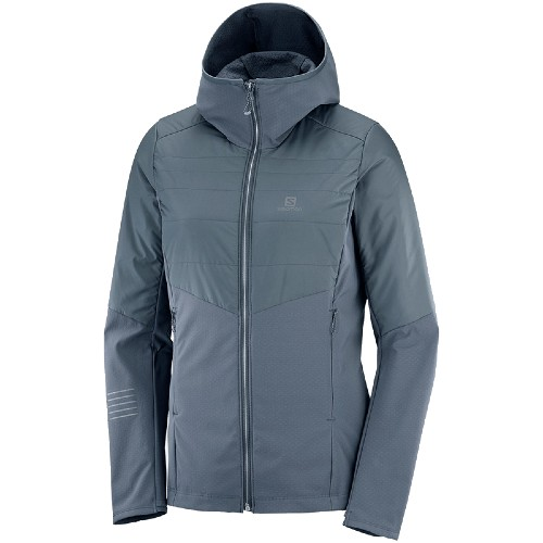 Salomon Outspeed Insulated JKT Women's Ebony