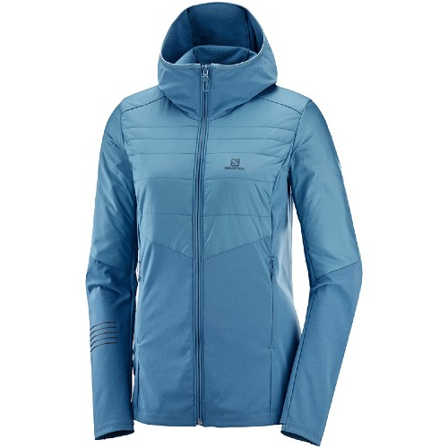Salomon Outspeed Insulated JKT Women's Copen Blue