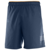 "Salomon Pulse Short 7"" Men's Dress Blue"