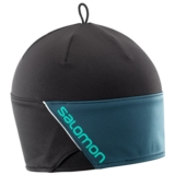 Salomon RS Beanie Unisex Black/Reflecting Pond