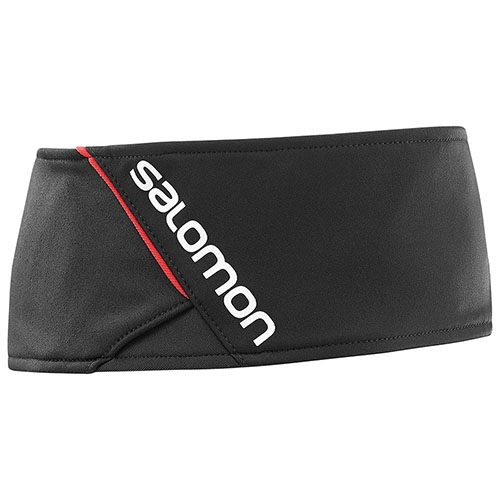 Salomon RS Headband Unisex Black
