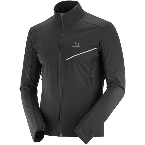Salomon RS Softshell Jacket Men's Black