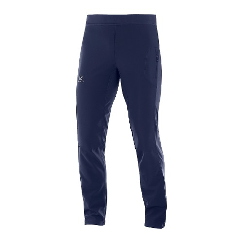 Salomon RS Softshell Pant Men's Midnight