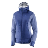 Salomon Right Nice Hybrid Hood Women's Medieval Blue