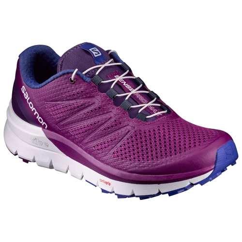 Salomon Sense Pro Max Women's Grape/White