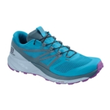 Salomon Sense Ride 2 Women's Cyan Blue/Mallard Blue