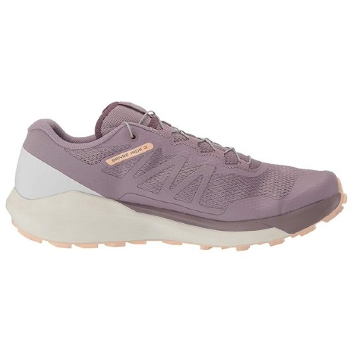 Salomon Sense Ride 3 Women's Quail/Vanilla/Bellini