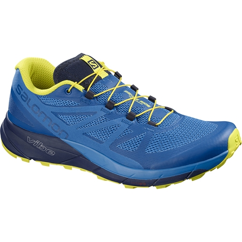 Salomon Sense Ride Men's Snorkle Blue/Inidgo