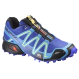 Salomon SpeedCross 3 CS Women's Cobalt/Blue Lime/Black