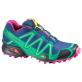 Salomon SpeedCross 3 Women's Blue/Green/Pink