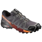 Salomon SpeedCross 4 CS Men's Autobahn/Detroit/Orange