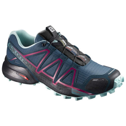 Salomon SpeedCross 4 CS Women's Mallard Blue