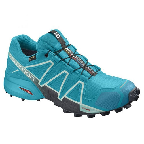 Salomon Speedcross 4 GTX Women's Bluebird/Icy Morn