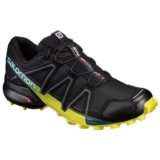 Salomon Speedcross 4 Men's Black/Sulphur Spring