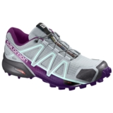 Salomon Speedcross 4 Women's Quarry/Acai/Fair Aqua