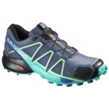 Salomon Speedcross 4 Women's Slate Blue/Spa Blue