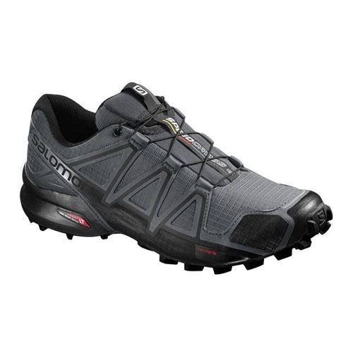 Salomon Speedcross 4 Men's Dark Cloud/Black/Pearl