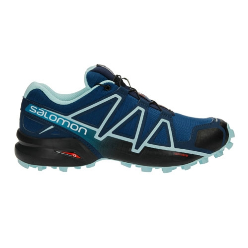 Salomon Speedcross 4 Women's Poseidon/Eggshell Blue