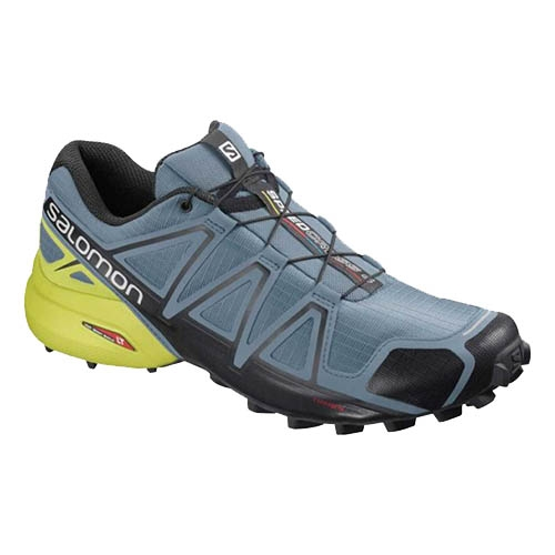 Salomon Speedcross 4 Men's Bluestone/Black/Sulphur