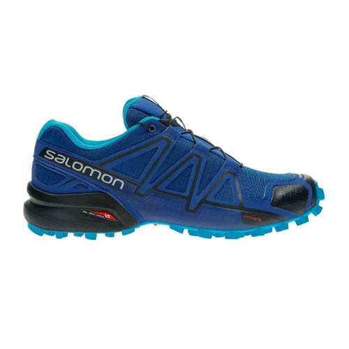 Salomon Speedcross 4 Women's Maz Blue/Navy/Hawaiian