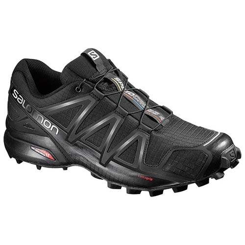 Salomon Speedcross 4 Men's Black/Black/Metallic