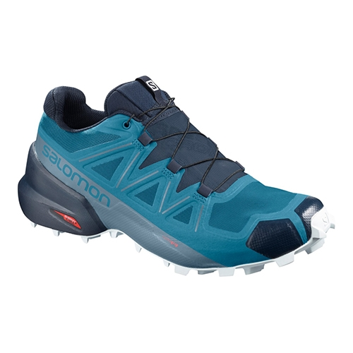Salomon Speedcross 5 Men's Fjord Blue/Navy Blazer