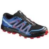 Salomon Speedtrak Men's Black/Blue