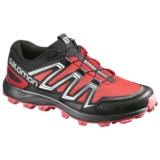 Salomon Speedtrak Women's Coral Punch