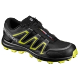 Salomon Speedtrak Men's Black/Magnet/Sulphur
