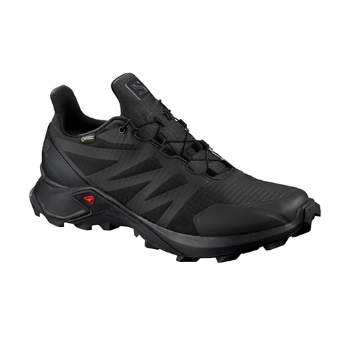 Salomon Supercross GTX Men's Black/Black