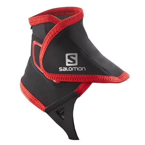 Salomon Trail Gaiter High Back Unisex Black