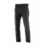 Salomon Wayfarer Straight Zip Men's Black