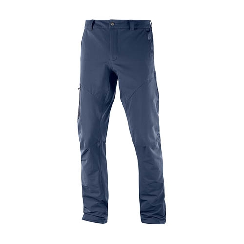 Salomon Wayfarer Tapered Pant Men's Night Sky