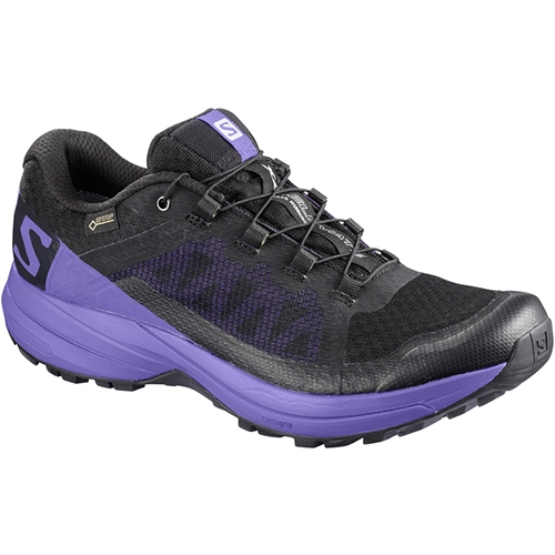 Salomon XA Elevate GTX Women's Black/Purple - Salomon Style # 401521 S18