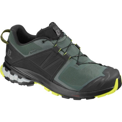 Salomon XA Wild GTX Men's Urban Chic/Black/Evening
