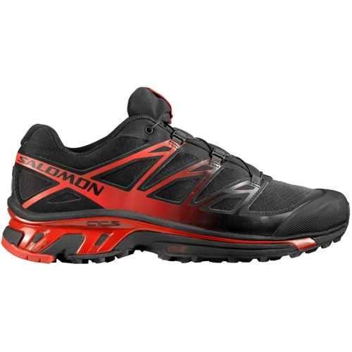 first rate 2c8ec ffd63 ... Salomon XT Wings 3 Men s Black Bright Red - Salomon Style 308743 F12 ...