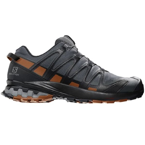 Salomon Xa Pro 3D V8 GTX Men's Ebony/Caramel Cafe/Black